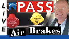 How to Pass Your CDL Air Brakes Course for Road Test | AIR BRAKE Smart Cdl Test, Air Brake, Truck, Training, How To Apply, Videos, Corse, Trucks, Work Outs