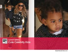 Beyonce Steps Out with Blue Ivy -- See Cute New Pic!