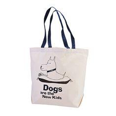 Dog Lover's Tote | dotandbo.com
