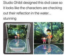 Studio Ghibli being as creative as ever