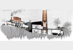 89 best art design hand drafting images drawings - Sheffield school of interior design ...