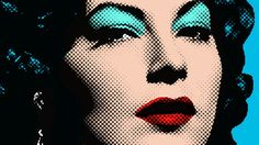 Photoshop: How to make a POP ART portrait from a Photo!