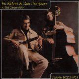 Ed Bickert & Don Thompson: At the Garden Party (one of the greatest duo jazz guitar albums of all time)