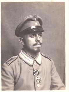 ■ World War I german uniform