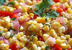 Summer Corn Salad  from: afewshortcuts.com