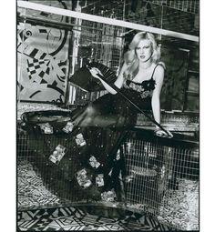 Sylvie Vartan par Tony Kent, Vogue Paris (1974)