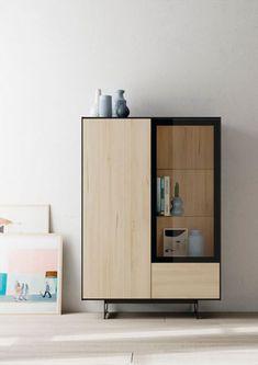 84 veces he visto estas preciosas muebles minimalistas. Smart Furniture, Cabinet Furniture, Industrial Furniture, Home Furniture, Modern Furniture, Furniture Design, Furniture Ideas, Handmade Furniture, Cabinet Design