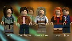 Infinite Potential: Doctor Who and LEGO