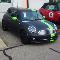 Mini cooper...Love this!