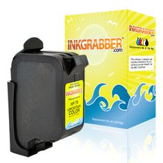 InkGrabber.com Remanufactured HP 78 (C6578AN/DN) Tri-Color Inkjet Print Cartridge (up to 970 pages) (HP Photosmart 1315, HP Photosmart 1115, HP Photosmart 1215, HP Photosmart 1218, HP Photosmart 1215VM, HP Photosmart 1000, HP Photosmart 1000XI, HP Photosmart 1218XI, HP Photosmart P1000, HP Photosmart P1100, HP Photosmart P1100XI, HP Photosmart P1000XI, HP OfficeJet 5110, HP OfficeJet 5110XI, HP OfficeJet 5110V, HP OfficeJet G55, HP OfficeJet G55XI, HP OfficeJet G85, HP OfficeJet G85XI)