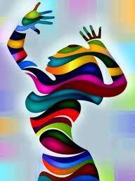 Computerkunst & Abstrakt Computerkunst & Abstrakt The post Computerkunst & Abstrakt & Malerei / Bilder appeared first on Geometric paint . Computer Kunst, Computer Art, Arte Pop, African Art, Art Pictures, Creative Art, Painting & Drawing, Watercolor Art, Pop Art