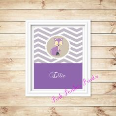 Hey, I found this really awesome Etsy listing at https://www.etsy.com/listing/224473132/personalized-purple-fox-name-print