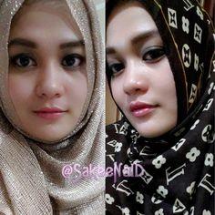 Wearing hijab fashion of SakeeNa #sakeena #sakeenaid #sakeenahijab #hijabeena visit http://hijabeena.tumblr.com/
