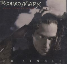 """For Sale - Richard Marx Keep Coming Back USA CD single (CD5 / 5"""") - See this and 250,000 other rare & vintage vinyl records, singles, LPs & CDs at http://eil.com"""
