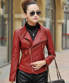 Image result for leather jackets aliexpress