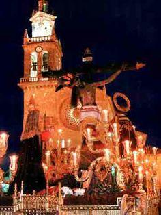 Semana Santa en Córdoba -Santísimo Cristo de Gracia