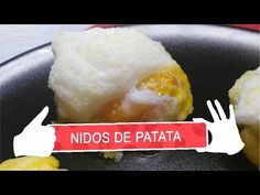 NIDOS DE PATATA - YouTube Dairy, Cheese, Youtube, Food, Food Recipes, Serrano Ham, Nests, Eggs, Cook
