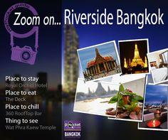 Bangkok's Riverside is the heart of the city, it's home to some of the best historic sites in Bangkok and it's also boasts a few luxury hotels and activities. Many of the best temples in Bangkok are here, submerge yourself into the thai culture #Grand Palace, #Wat Arun, #Wat Phra Kaew.  Get inspired, miss nothing with Bangkok in MyPocket ! Need more details on those venues or additional ideas? http://lc.cx/C6G  ‪#bangkok‬‬‬‬‬‬‬ #riverside ‪#‎thailand‬‬‬‬‬‬‬‬‬‬‬‬‬‬ #mobileapp #travelguide