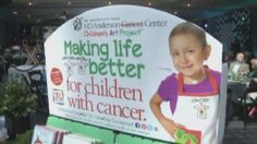 MD Anderson Cancer Center recognizes young artists | News  - Home
