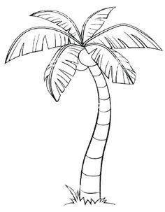 Fivmilon I Will Do Any Image Into Detail Vector Line Art Illustration For 5 On Fiverr Com Tree Drawing Simple Palm Tree Drawing Easy Palm Tree Sketch