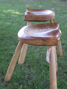 "3"" oak seats. Neil Taylor Furniture Bespoke Hand Crafted Wooden Furniture"