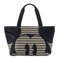 Fashion Disney Mickey Mouse Canvas Tote  Walt Disney Studios  Free Item -- You can find more details by visiting the image link.