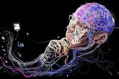 """""""O sociólogo alemão Robert Kurz, em seu texto """"A ignorância da sociedade do conhecimento"""" não hesita ao condenar a vigente era da informação, em que o ser humano torna-se vítima de um bombardeio de conteúdos e o conhecimento passa a ser confundido com a informação."""""""