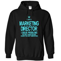 I am a Marketing Director