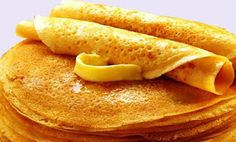 Ideas and Travelling: Pancakes. Pancakes Week or Maslenitsa Y Food, Good Food, Food And Drink, Snack Recipes, Cooking Recipes, Snacks, Crepes And Waffles, Sports Food, Crepe Recipes