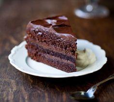 easy to make chocolate cake