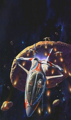 Pirates of the Asteroids // Peter Elson