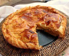 Tarta de Manzana al estilo American apple pie-5 Semi Homemade, Spring Recipes, Fudge, Food To Make, Baking, Eat, Desserts, Apple Cakes, Cheese Cakes