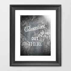 Print with Frame $30