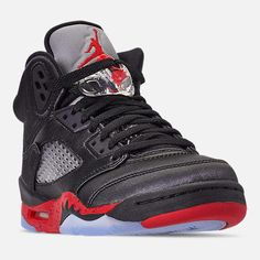 sports shoes 32eb8 149d4 Nike Big Kids  Air Jordan Retro 5 Basketball Shoes Jordan Retro, Basketball  Shoes,