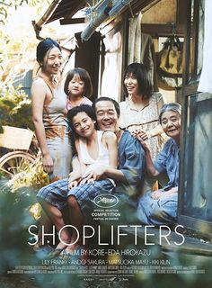 'Shoplifters' - 2018 Cannes Film Festival Movies American Audiences Should Seek Out - Photos 2018 Movies, Hd Movies, Movies Online, Movies And Tv Shows, Movie Tv, Movies Free, Movie Songs, Films Hd, Films Cinema