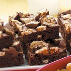 2 a.m. Feeding Snack Bars Recipe from tasteofhome.com