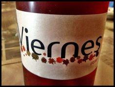 El Alma del Vino.: Bodegas Godelia Viernes Rosado de Mencía 2012.#mencia#bierzo#vino