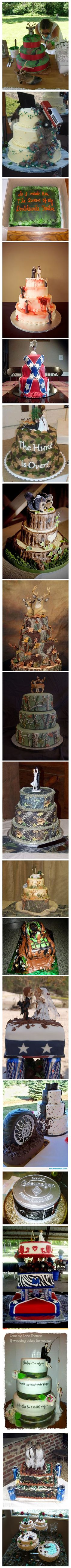 Redneck Wedding Cakes | Mommy Has A Potty MouthMommy Has A Potty Mouth