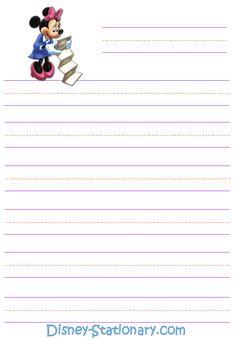 Minnie-Mouse-Mail-Kid-Stationary.jpg 648×936 pixels