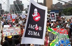 In photos: Anti-Zuma march on Union Buildings South African News, African National Congress, Fall Video, Jacob Zuma, New Africa, Political Party, The Next, Buildings, March