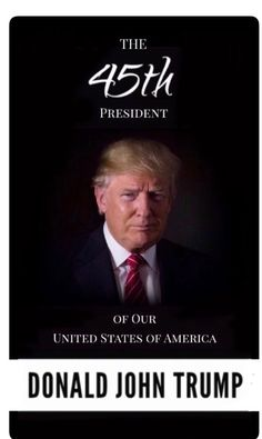 """AND MAY """"GOD"""" BLESS HIM ON AND OFF THE JOB OF PRESIDENT.  @michaelsusanno @emmammerrick @emmasusanno  #WeSupportOur45thPresident"""