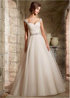 A Line Sweatherat Wedding Dresses (264)