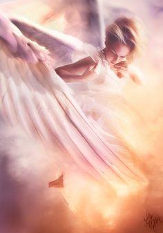 Send me a angel by LuLebel.deviantart.com on @deviantART