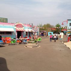 Pretville in Hartbeespoort South-Africa