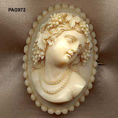 Antique Cameo Jewelry | ... On Line - Antique Jewelry, Vintage Jewelry, Victorian & Estate Jewelry