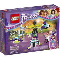 LEGO LEGO Friends Amusement Park Space Ride 41128 - Walmart.com