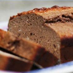 Pão low carb sem glúten e sem lactose.
