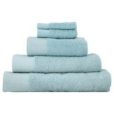ASDA Towel Range - Teal Cloud   Plain Towels   ASDA direct