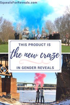 Pick up gender reveal powder cannons today to experience the fun new crazy in gender reveals! Fall Gender Reveal, Gender Reveal Balloons, Baby Shower Gender Reveal, Baby Gender, Baby Baby, Baby Girls, Balloon Box, Gender Party, Reveal Parties