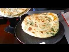 Meloui sans pétrissage ملوي بدون تعب و بدون مجهود - YouTube Pain Pita, Lunch Meal Prep, Batch Cooking, Galette, Ramadan, Pizza, Eggs, Breakfast, Food